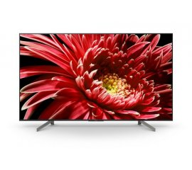 "SONY KD65XG8596BAEP TV 65"" LED 4K ULTRA HD SMART TV ANDROID TV WI-FI DVB-C/S/S2/DVB-T/T2 NERO"