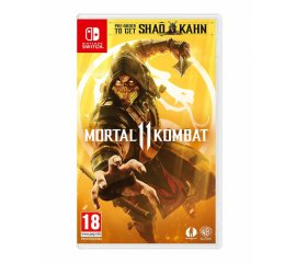 WARNER BROS NINTENDO SWITCH MORTAL KOMBAT 11