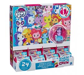 HASBRO MY LITTLE PONY CUTIE MARK CREW AST SERIE 1 MODELLI ASSORTITI