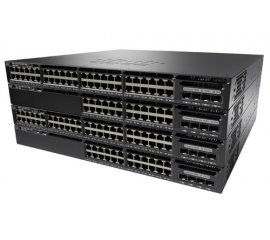 CISCO WS-C3650-48FD-S SWITCH DI RETE GESTITO L3 48 PORTE LAN RJ-45 10/100/1000 Mbps POE 2 SLOT SFP+ COLORE NERO