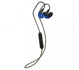 NODIS ND-CHAMELEONBLU AURICOLARE BLUETOOTH 2 IN 1 CAVO JACK 3.5 MM BLU