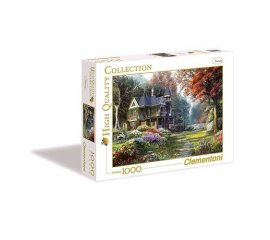CLEMENTONI HIGH QUALITY COLLECTION VICTORIAN GARDEN PUZZLE 1.000 PEZZI