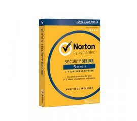 SYMANTEC NORTON SECURITY 5 DISPOSITIVI 3X2