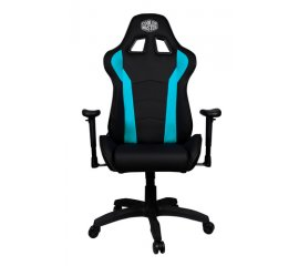 COOLER MASTER GAMING CHAIR CALIBER R1 POLTRONA GAMING ECOPELLE BLUE/BLACK