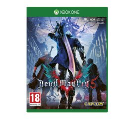 Microsoft Xone Devil May Cry 5