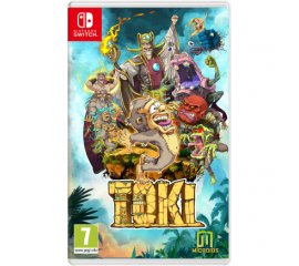 MICORIDS SWITCH TOKI COLLECTOR'S EDITION EUROPA
