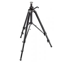Manfrotto Pro Digital Tripod treppiede Nero