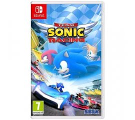 SEGA SWITCH TEAM SONIC RACING EUROPA