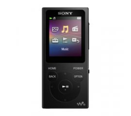 Sony Walkman NW-E393B Lettore MP4 4 GB Nero