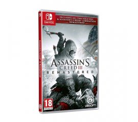 UBISOFT SWITCH ASSASSIN'S CREED 3 + ASSASSIN'S CREED LIBERATION REMASTERED