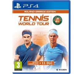 Bigben Interactive Tennis World Tour: Roland-Garros Edition videogioco PlayStation 4 Ultimate