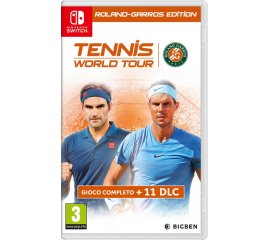 BIGBEN SWITCHTENNISRGI SWITCH TENNIS WORLD TOUR ROLAND GARROS EDITION
