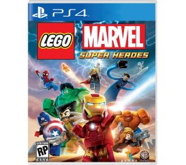 Warner Bros Lego Marvel Super Heroes, PS4 PlayStation 4 Basic