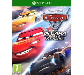 Warner Bros Cars 3: In Gara per la Vittoria, Xbox One