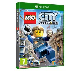 WARNER BROS XBOX ONE LEGO CITY UNDERCOVER