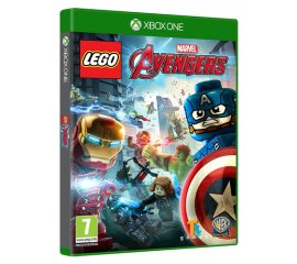 Warner Bros Lego Marvel's Avengers, Xbox One Basic Inglese, ITA