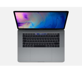 "APPLE MACBOOK PRO 15 CON TOUCH BAR 15.4"" i7 2.6GHz RAM 16GB-SSD 256GB-MacOS MOJAVE SPACE GREY (MV902T/A)"