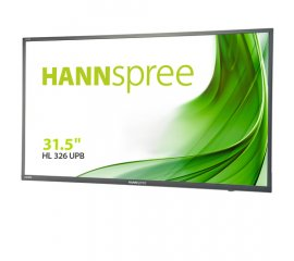 "HANNSPREE HL326UPB 31.5"" FULL HD MONITOR PC 1920 X 1080"