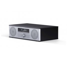 SHARP XLB715DBKV01 MICRO HI-FI 90W DAB USB IN MP3 BLUETOOTH CD PLAYER LEGNO GRIGIO SCURO