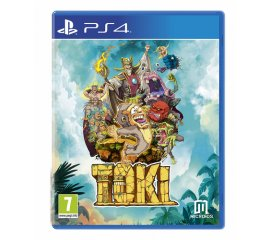 Activision Toki, PS4 Basic PlayStation 4