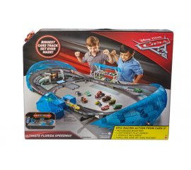 MATTEL CARS PISTA ULTIMATE FLORIDA SPEEDWAY TRACKSET