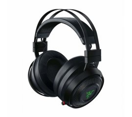 RAZER NARI ULTIMATE CUFFIA GAMING WIRELESS STEREOFONICA CON MICROFOMO BLACK
