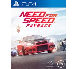 ELECTRONIC ARTS PS4 NEED FOR SPEED PAYBACK EUROPA