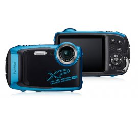 FUJIFILM FINEPIX XP140 FOTOCAMERA DIGITALE 16MP ZOOM OTTICO 5x WI-FI BLUETOOTH SKY BLUE