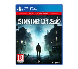 BIGBEN PS4 THE SINKING CITY DAY ONE SPECIAL EDITION