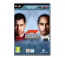 Koch Media F1 2019 Anniversary Editon, PC Basic ITA