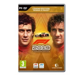 Koch Media F1 2019 Legends Edition (IT) PC Legendary ITA