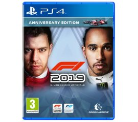 KOCH MEDIA PS4 F1 2019 ANNIVERSARY EDITION