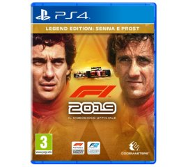 KOCH MEDIA PS4 F1 2019 LEGENDS EDITION : SENNA E PROST