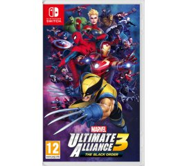 NINTENDO SWITCH MARVEL ULTIMATE ALLIANCE 3 - THE BLACK ORDER