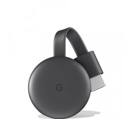 Google Chromecast HDMI Full HD Antracite, Grigio