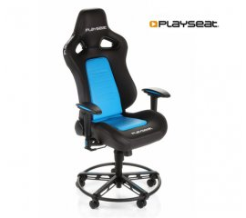PLAYSEAT L33T POLTRONA GAMING BLUE/BLACK