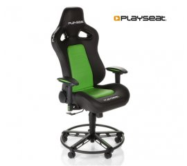 PLAYSEAT L33T POLTRONA GAMING GREEN/BLACK