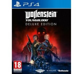 Koch Media Wolfenstein: Youngblood - Deluxe Edition, PS4 PlayStation 4 Inglese