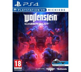 Koch Media Wolfenstein: Cyberpilot, PS4 Basic Inglese PlayStation 4