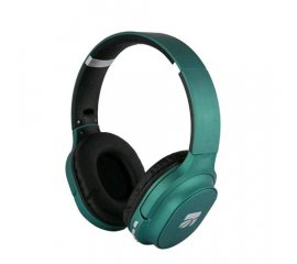 XTREME YORK CUFFIE CON MICROFONO BLUETOOTH COLORE BLU