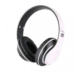 XTREME YOUNG COLORADO CUFFIE BLUETOOTH CON MICROFONO COLORE WHITE