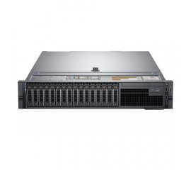"DELL POWEREDGE R740 SERVER RACK 2U XEON SILVER 4114 2.2GHz RAM 16GB-HDD 600GB-16 BAY HDD SAS/SATA 2.5""-NO S.O. BLACK (F7DY6)"