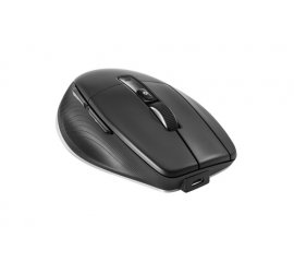 3Dconnexion 3DX-700079 mouse Wireless a RF + Bluetooth Ottico 7200 DPI Mancino