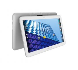 "Archos Access 101 3G 8 GB 25,6 cm (10.1"") Mediatek 1 GB Wi-Fi 4 (802.11n) Android 7.0 Argento, Bianco"