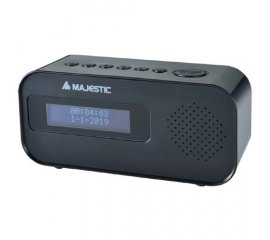 New Majestic RS-115 DAB Portatile Analogico e digitale Nero