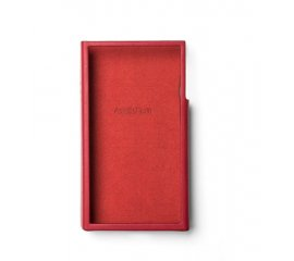 Astell&Kern A&futura SE100 Leather Case Cover Rosso Pelle