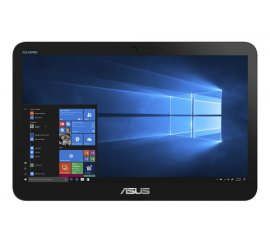 "ASUS A41GAT-BD060T 39,6 cm (15.6"") 1366 x 768 Pixel Touch screen Intel® Celeron® 4 GB DDR4-SDRAM 256 GB SSD Nero PC All-in-one Windows 10"