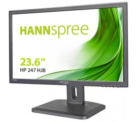 "Hannspree Hanns.G HP 247 HJB 59,9 cm (23.6"") 1920 x 1080 Pixel Full HD LED Nero"