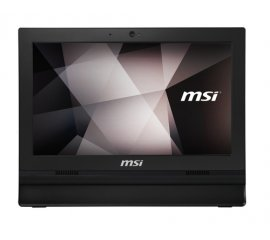 "MSI Pro 16T 7M-087XEU 39,6 cm (15.6"") 1366 x 768 Pixel Touch screen Intel® Celeron® 4 GB DDR4-SDRAM 256 GB SSD Wi-Fi 5 (802.11ac) Nero PC All-in-one"