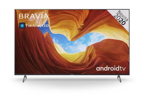 "Sony KD75XH9096BAEP TV 190,5 cm (75"") 4K Ultra HD Smart TV Wi-Fi Nero venduto su Radionovelli.it!"